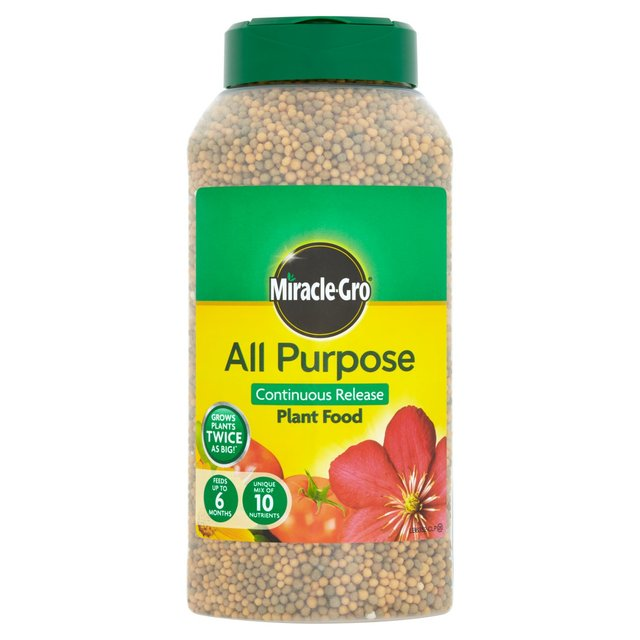 Miracle-Gro All Purpose Continuous Release Plant Food 1kg ...