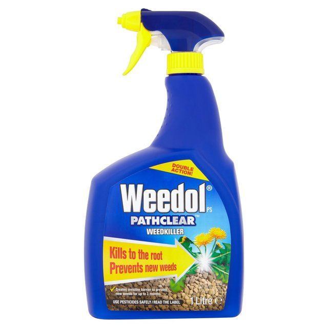 Weedol Gun! Pathclear Weed Killer
