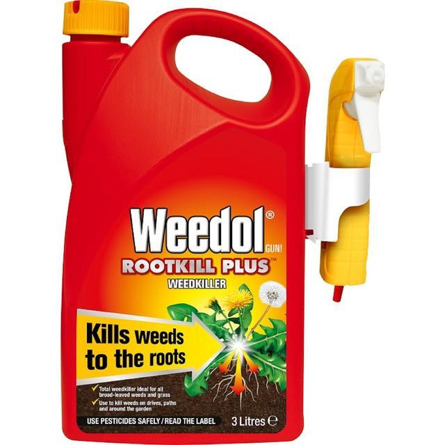 Weedol 2 Granular Concentrate Weedkiller 12 Sachets