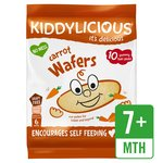 Kiddylicious Carrot Wafers