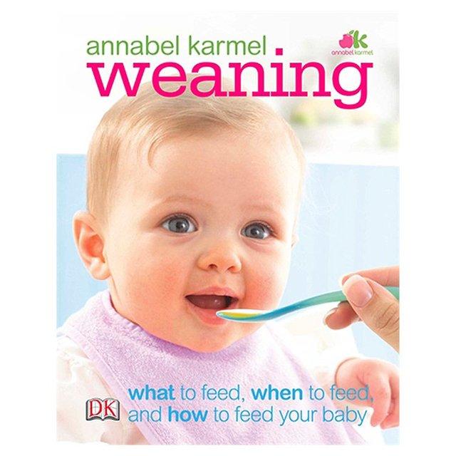 Annabel karmel weaning book from ocado annabel karmel weaning book forumfinder Choice Image