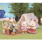Sylvanian Families Seaside Camping Set, 3yrs+
