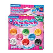 Aquabeads Solid Bead Pack, 4yrs+