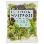 Essential Waitrose Mixed Salad