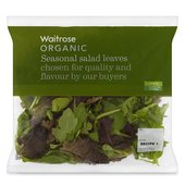 Organic Seasonal Salad Waitrose