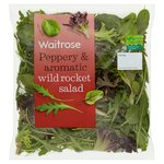 Waitrose Peppery Rocket Salad