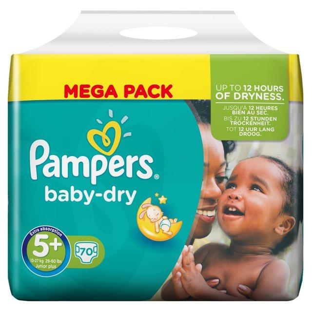 Pampers Newborn Size Diapers Weight Blog Dandk