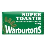 Warburtons Thickest White Sliced Loaf