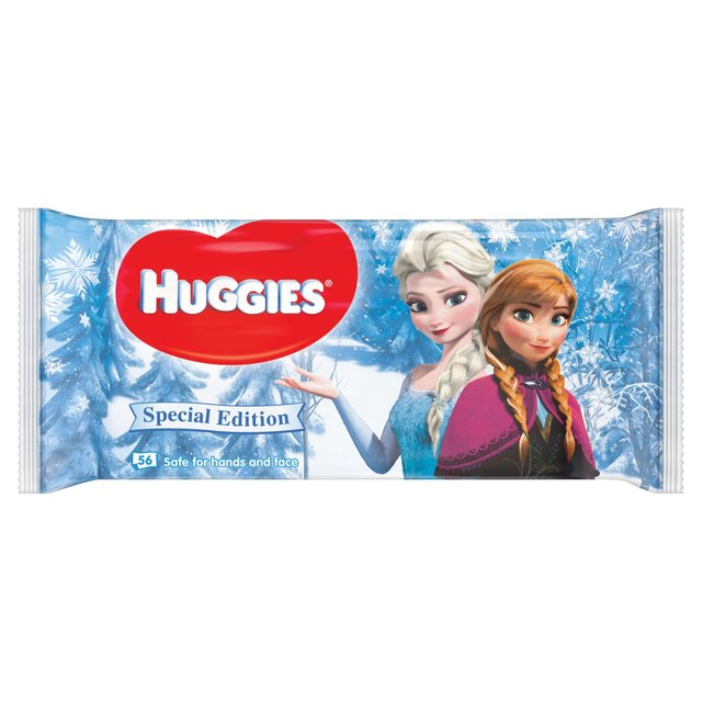 Huggies Natural Care Baby Wipes Disney Limited Edition 56