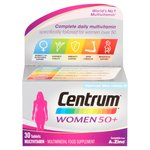 Centrum for Women 50+ Tablets