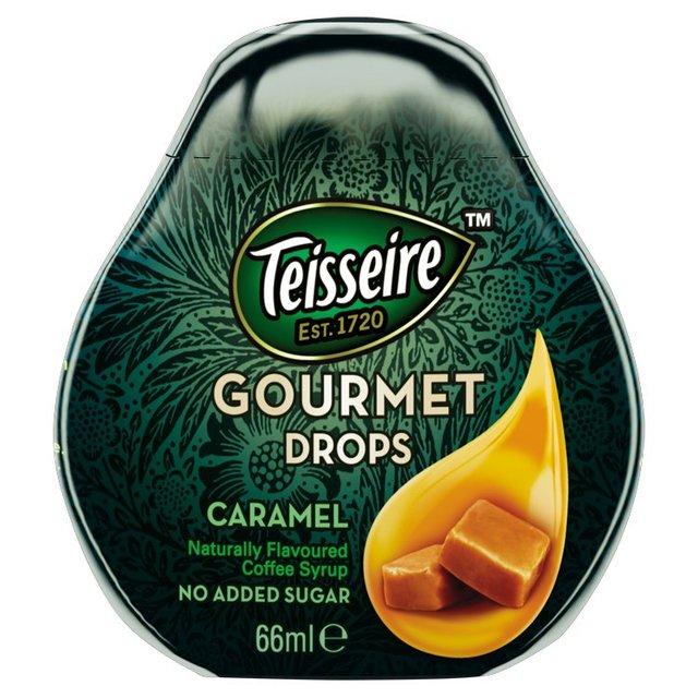 Teisseire Gourmet Drops Caramel Ocado