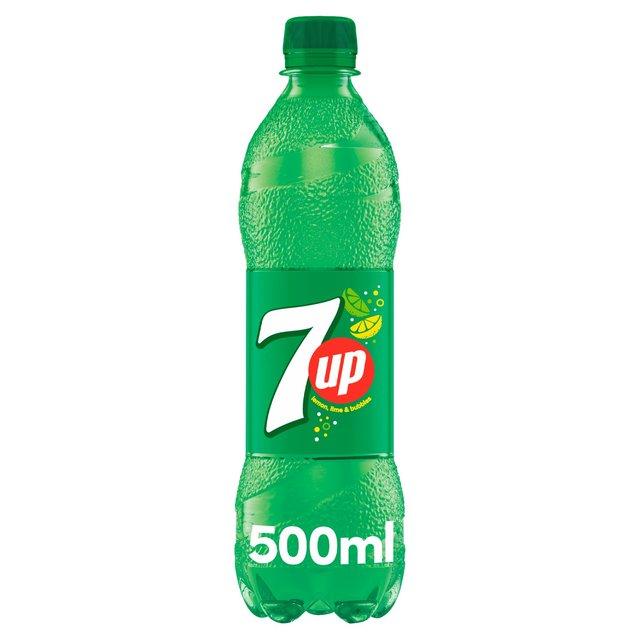 7 up regular 500ml from ocado