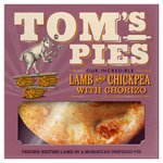Tom's Pies Lamb, Chickpea & Chorizo Pie
