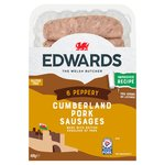 Edwards of Conwy 6 Cumberland Pork Sausages