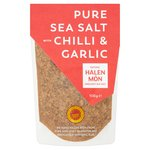 Halen Mon Chilli & Roasted Garlic Sea Salt PDO