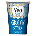 Yeo Valley Organic Greek Style Natural Yogurt