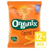 Organix Goodies Carrot Stix