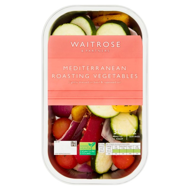 Mediterranean Roast Vegetables Waitrose