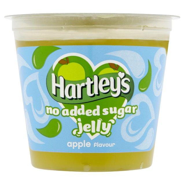 apple jelly. hartley\u0027s no added sugar apple jelly pot