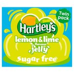 Hartley's Sugar Free Lemon & Lime Jelly Crystals