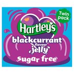 Hartley's Sugar Free Blackcurrant Jelly Crystals