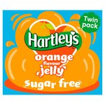 Hartley's Sugar Free Orange Jelly Crystals