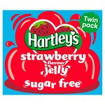 Hartley's Sugar Free Strawberry Jelly Crystals
