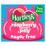Hartley's Sugar Free Raspberry Jelly Crystals