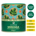 Aduna Moringa Organic Green Superleaf Powder