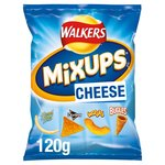 Walkers Mix Ups Snacks Mix Cheese