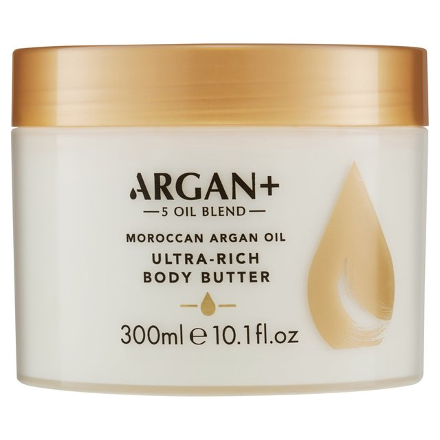 Argan+ Ultra Rich Body Butter