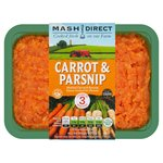 Mash Direct Carrot & Parsnip Mash