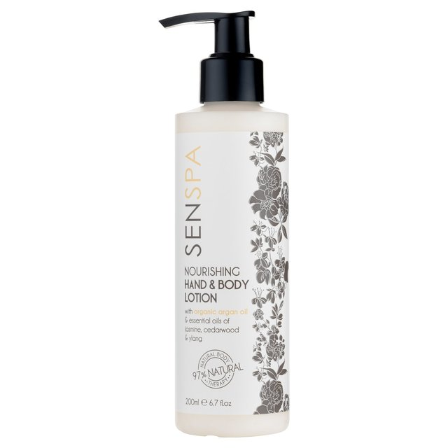 SenSpa Nourish Hand & Body Lotion