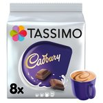 Tassimo Cadbury Hot Chocolate Pods