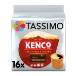 Tassimo Kenco 100% Colombian Coffee Pods