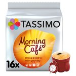 Tassimo Morning Café Coffee Pods
