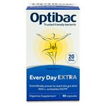 OptiBac Extra Strength Probiotics for Every Day Tablets
