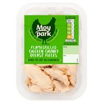 Moy Park Flamegrilled Chunky Chicken Breast Pieces