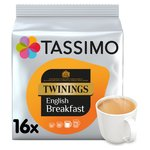 Tassimo Twinings English Breakfast Tea Pods