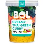 BOL Creamy Thai Green Curry Veg Pot