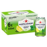 San Pellegrino Lemon & Mint