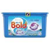 Bold 3in1 Pods Washing Capsules Lotus Flower & Water Lily