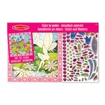 Melissa & Doug Peel & Press Sticker by Number - Flower Garden Fairy