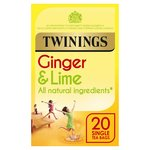 Twinings Ginger & Lime