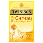 Twinings St Clements Orange & Lemon Tea Bags