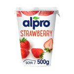 Alpro Big Pot Strawberry Yoghurt Alternative