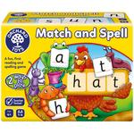 Orchard Toys Match & Spell, 4yrs+