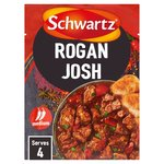 Schwartz Indian Rogan Josh Recipe Mix