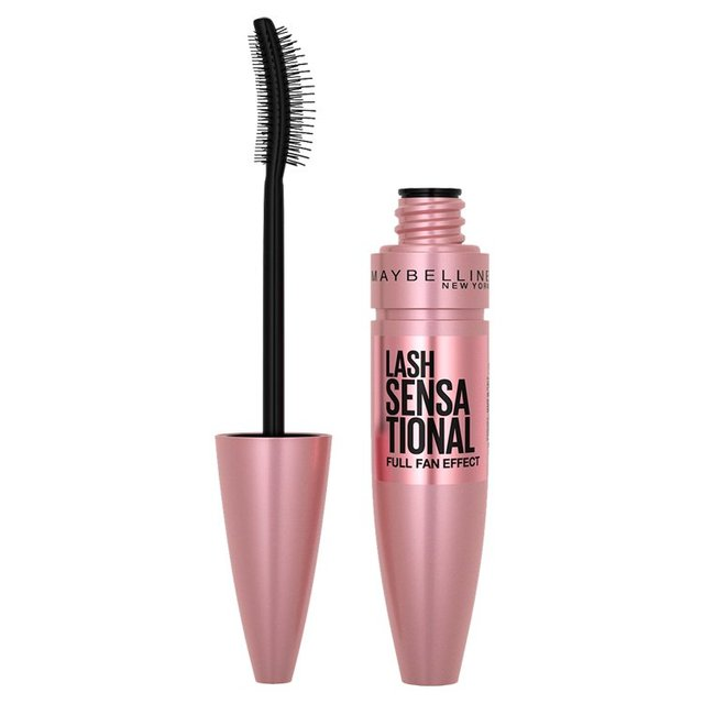 Maybelline Lash Sensational, Very Black