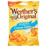 Werther's Toffee Sugar Free